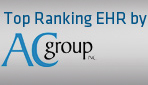 Top Ranking EHR By Ac Group